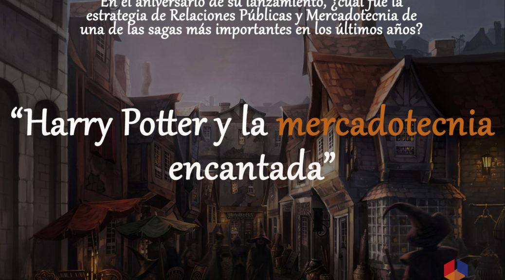 Aquí está el secreto detrás de la magia de Harry Potter